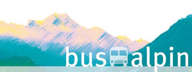 Bus alpin Logo