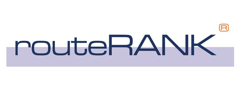routeRANK Logo