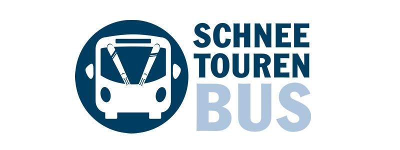 Schneetourenbus Logo